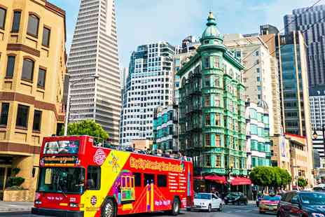 City Sightseeing - San Francisco Hop on, Hop off Bus Tour - Save 44%