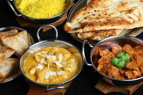 Anayas - All You Can Eat Indian Buffet for Two or Four - Save 0%