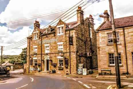 The Wheatsheaf Hotel - One to Three Nights Stay for Two with Breakfast; with Option for Meal and Wine - Save 0%