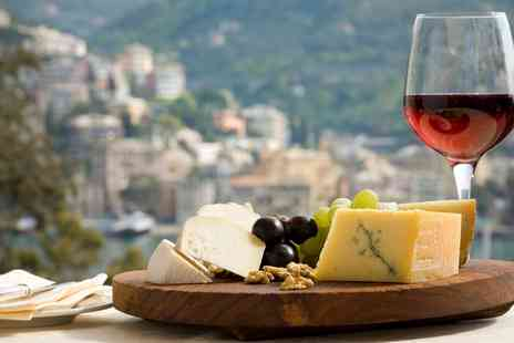 Tunbridge Wells Retreat - Cheese and Wine Tasting Experience for Two or Four - Save 45%
