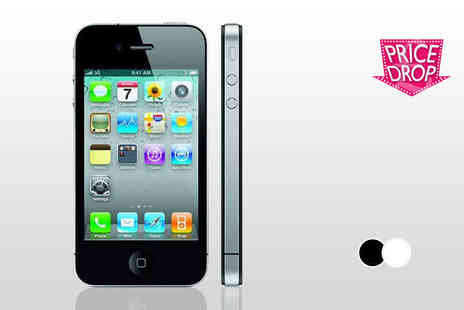 Fone Plaza - 8GB iPhone 4 get a gadget you cant be without - Save 0%