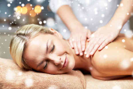 Valley Holistics - One hour pamper package including a Holistic aromatherapy facial and choice of massage - Save 53%