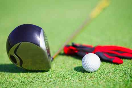 Cuckfield Golf Centre - 18 Holes of Golf for Two or Four with 25 Balls Each - Save 52%