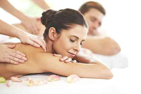 REM Laser Clinic - One Hour Full Body Massage for Two - Save 68%