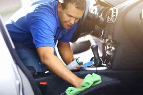 Metro - Car Wash and Wax or Full Exterior and Interior Valet - Save 29%