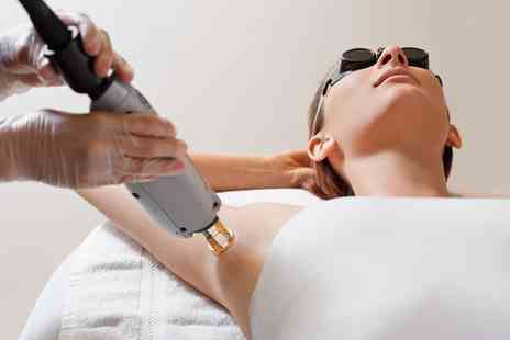 BodyTLC - Three Sessions of Laser Hair Removal on Different Areas - Save 0%