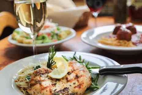 Grillato - Italian dinner and wine for two, four or six - Save 70%