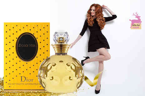 Deals Direct - 30ml bottle of Christian Dior Dolce Vita EDT - Save 30%