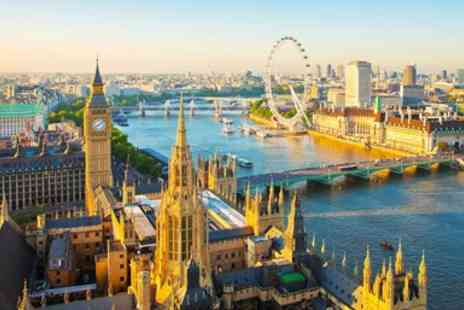 VVB Aviation - 30 Minute Helicopter Ride over London - Save 37%
