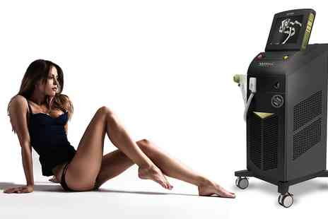 Boutique Spa - Soprano ICE Laser Hair Removal - Save 87%
