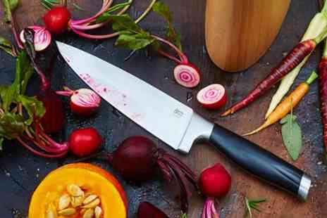 The Jamie Oliver Cookery School - Sharpen Your Knife Skills for The Essential Class - Save 0%