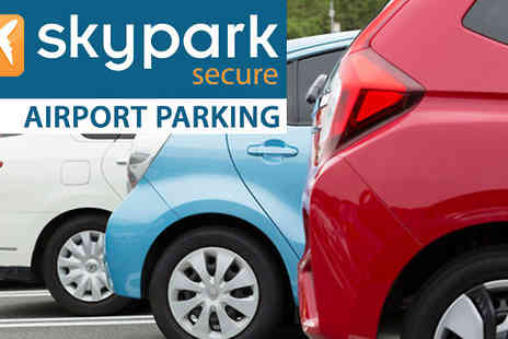 Skypark Secure - 30% Off Parking 30 Airports Nationwide - Save 0%