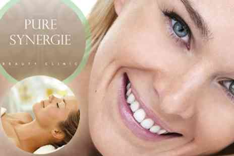 Pure Synergie - £25 One Hour Luxury Facial from a Choice of 4 - Save 62%