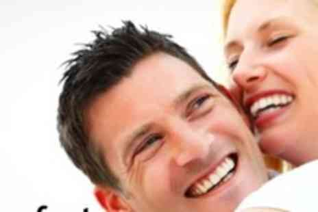 Comfort Implants - Dental Implant With Bone Augmentation and Teeth Whitening - Save 72%