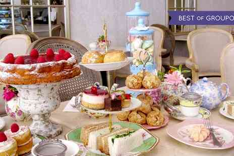 Fait Maison - Festive or Regular Afternoon Tea for Two or Four - Save 56%