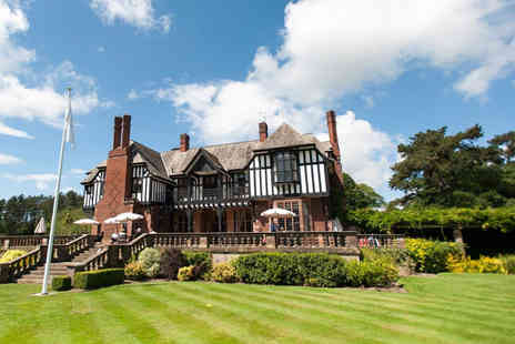 Inglewood Manor - Overnight Cheshire getaway for two including breakfast or to include dinner - Save 52%