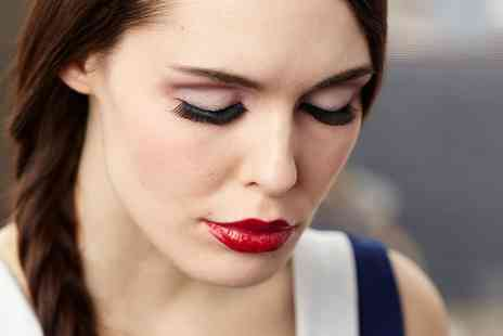 J Reiss Hair and Beauty - Half of Full Set of Eyelash Extensions - Save 28%