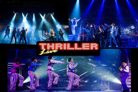 Whats on Stage - Ticket to Thriller Live plus a year of theatre discounts with Whatsonstage.com - Save 65%
