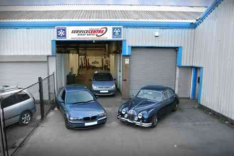 Lakeside Service Centre - MOT Test and Winter Check - Save 67%
