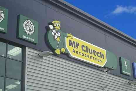 Mr Clutch Autocentres - Winter Interim Service with Stamp and Optional MOT Test - Save 60%