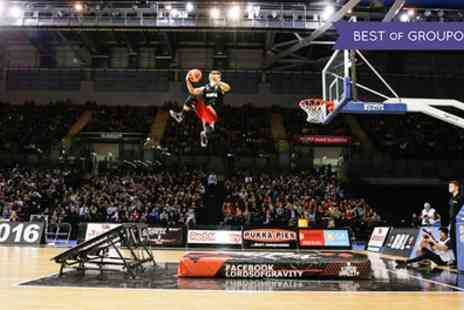 British Basketball League - Basketball Cup Finals, One Band B Ticket for Adult, Child or Family of Four on Sunday 15 January 2017 - Save 25%