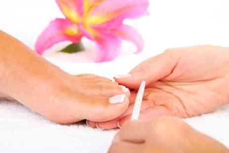 Brasil Hair - Pedicure Treatments - Save 40%