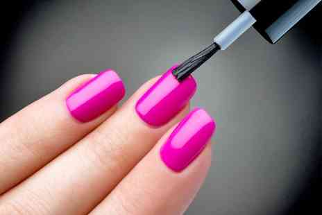 Brasil Hair - Manicure & Pedicure Special Package - Save 39%