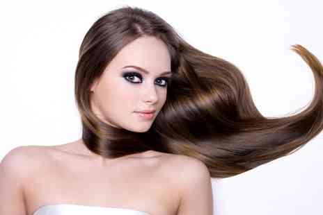 East End Belles - Brazilian Keratin Blow Dry with Optional Haircut - Save 74%