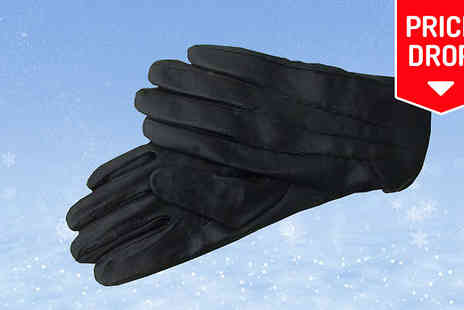 Mccalifornia - Mens Genuine Leather Gloves - Save 79%
