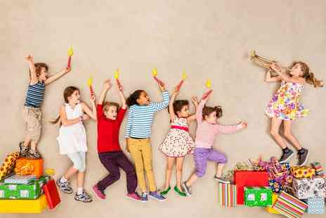 H.Spring Photography - Choice of One Hour Childrens Photoshoot Party for Up to Ten - Save 0%