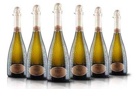 Virgin Wines Online - 6 Bottles of Bubbly - Save 55%