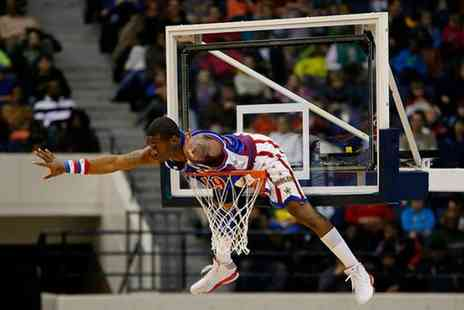 Harlem Globetrotters - One best available category B or C ticket to see Harlem Globetrotters on 5 To 9 and 11 To 17 April 2017 - Save 0%