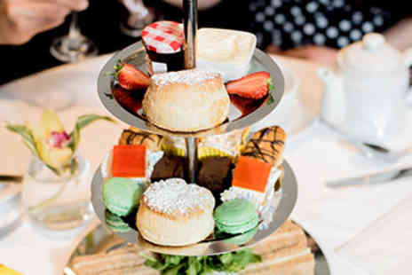 The Cranley Hotel - Afternoon Tea for Two - Save 34%