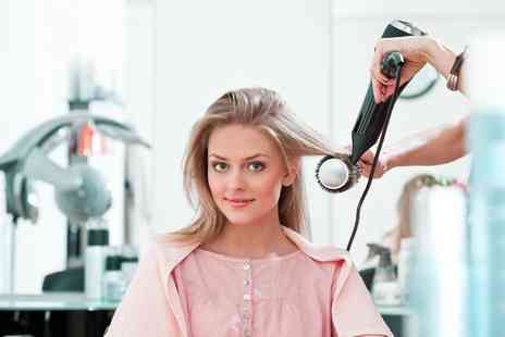 The Hair Whisperer - Mens Cut and Style or Womens Wash, Cut and Blow Dry with Optional Conditioning - Save 39%