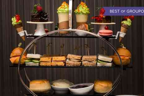 Xenia Hotel - Christmas Afternoon Tea for Up to Eight People - Save 50%