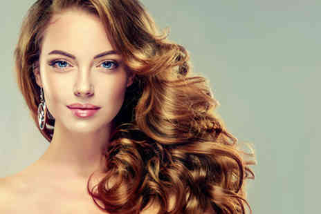Sadler Hair and Beauty - Wash, cut, blow dry, colouring treatment & full head or half head of highlights - Save 71%
