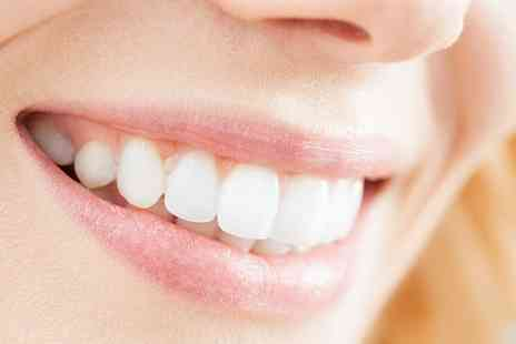 The Laser House - Laser Teeth Whitening Treatment - Save 74%