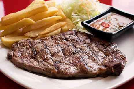 New Kobee - Two Course Angus Steak Lunch for Two - Save 0%