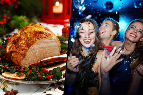 Village Hotel Club - Mardi Gras Christmas party night with Village Hotels - Save 50%