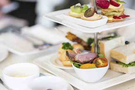Britannia Hotel Manchester - Afternoon Tea with an Optional Glass of Sparkling Wine or a Bottle of Prosecco for Two - Save 0%