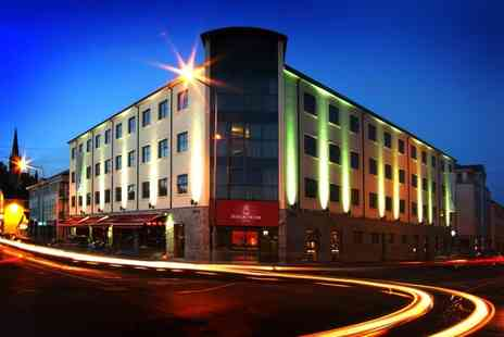 Station House Hotel Letterkenny - One or two night stay for two including a full Irish breakfast and a bottle of wine when dining - Save 42%