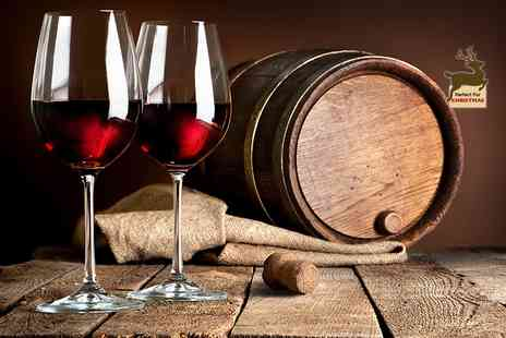 Shawbury Vintners - 90 minute home wine tasting experience for up to six people including a bottle of Prosecco - Save 68%