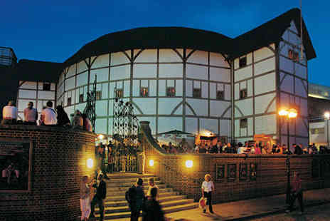 Shakespeares Globe Theatre - Childs ticket or adults ticket for a tour of Shakespeares Globe Theatre and exhibition entry - Save 33%
