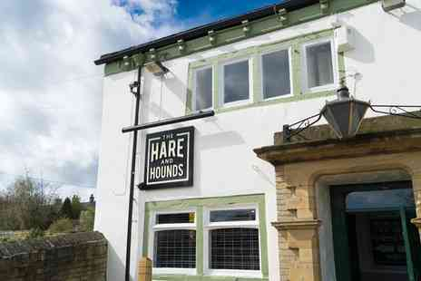 The Hare and Hounds - Seven Course Taster Menu for Up to Ten - Save 51%