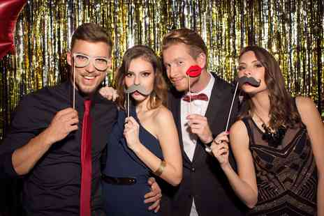 Event Booth Hire - Up to Four Hour Photobooth Hire - Save 0%