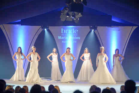 Bride The Wedding Show - Two tickets to Bride The Wedding Show - Save 50%