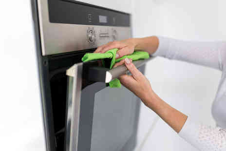 Angel Maids The Cleaners - Domestic oven cleaning - Save 58%