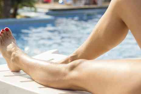 No+Vello - Six Sessions of IPL Hair Removal on a Choice of Areas - Save 62%