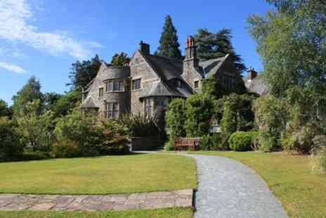 Cragwood Country House Hotel - One or Two Nights Stay for Two with Breakfast and Option for Windermere Cruise Tickets - Save 0%