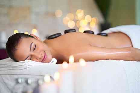 Feel Better Now - Choice of Deep Tissue or Hot Stone Massage with Consultation - Save 60%